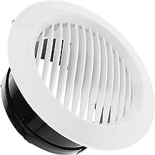 Ventilatiegatplaat Air Vent Grille Circulaire Indoor Ventilation Outlet Duct Pipe Cover Cap Afzuiging (Color : 150mm)
