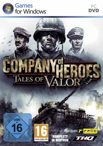 Company of Heroes - Tales of Valor (Add-On) [Software Pyramide]