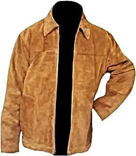 Men's Fashion Suede Leather Stylish Jacket