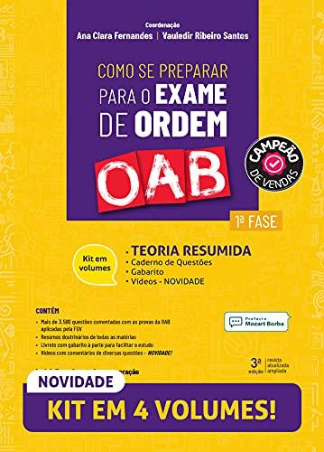Como Se Preparar Para O Exame de Ordem (Oab) - 3ª Edição (2021)