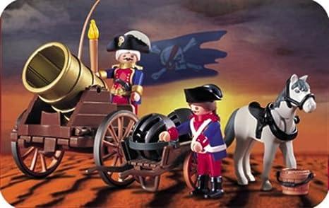 Playmobil 3320 Kanone Kanonen Ritter Dicke Berta Garde Soldaten