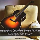 Acoustic Country Blues Guitar - No Singin, Just Playin'