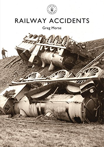 Railway Accidents (Shire Library, Band 794)