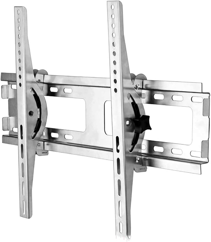 Universal Wall Mount TV Bracket for 32-70′′ TV Display Tilt up or Down 15°