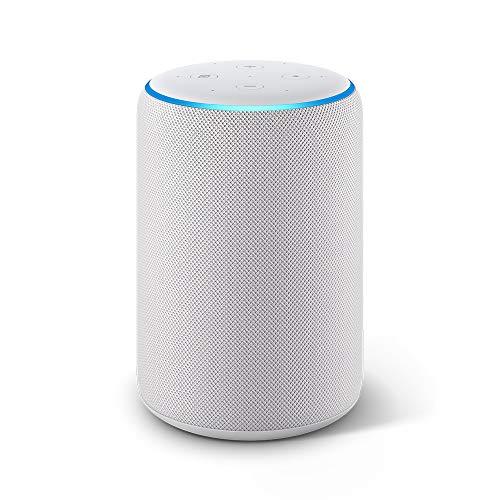 Echo Plus (エコープラス) 第2世代 - スマートスピーカー with Alexa、サンドストーン
