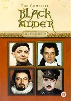 The Complete Black Adder - All Four Series