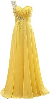 lace yellow wedding dress