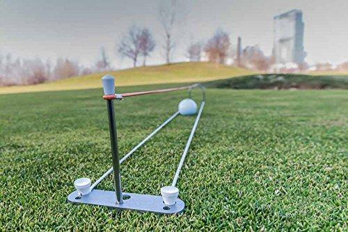 PUTT Improver Green/Outdoor Original, Putt-Training Aid