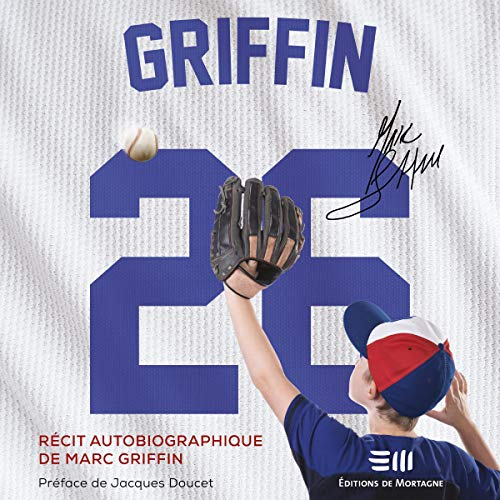 Griffin 26 (French Edition) audiobook cover art