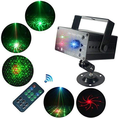SAHAUHY LED Stage Laser Lights