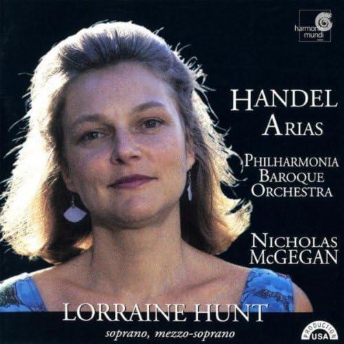 Lorraine Hunt Lieberson, Nicholas McGegan & Philharmonia Baroque Orchestra