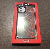 Coca-Cola × CASETiFY iPhone11用 アイフォンケース コカコーラ × ケースティファイ iPhone 11 IMPACT Case iPhoneケース ミラー