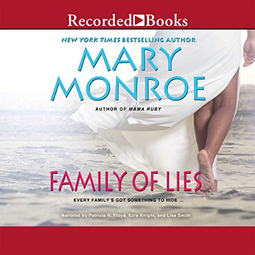 Family of Lies audiobook cover art