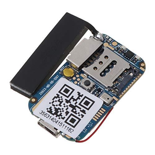Localizador GPS GSM Wifi LBS Entrenamiento Grabador de voz Tarjeta TF Coordinar SMS
