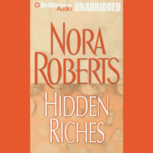 Hidden Riches audiobook cover art