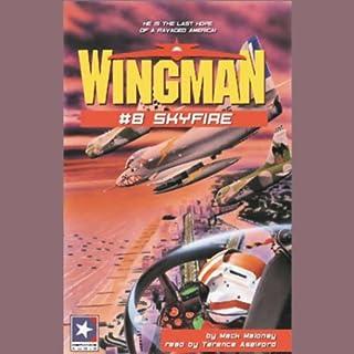 Wingman #8 audiobook cover art