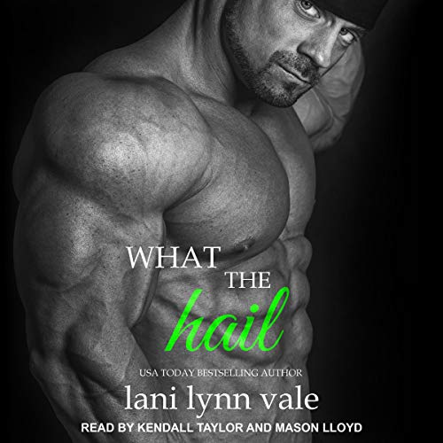What the Hail audiobook cover art