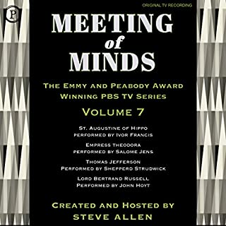 Meeting of Minds, Volume VII audiobook cover art