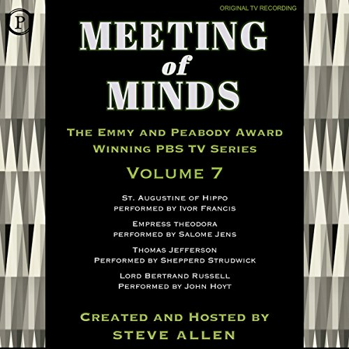 Meeting of Minds, Volume VII Titelbild