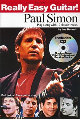 Really Easy Guitar Paul Simon + CD