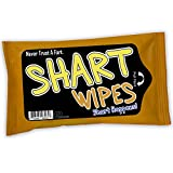 Shart Wipes - Wet Wipes Guy Gifts Weird Gifts for Friends Fun Gag Gifts for Men Silly Trust A Fart Novelty Gift Stocking Stuffers for Adults White Elephant Gift Father's Day Shart Happen
