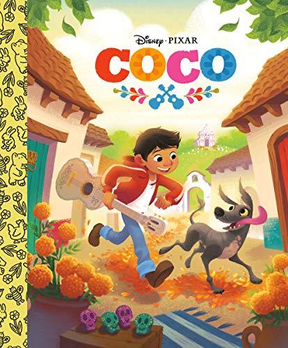 Coco Little Golden Board Book (Disney/Pixar Coco) (Little Golden Book)