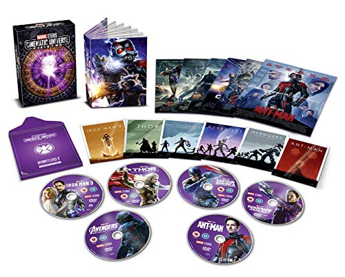Marvel Cinematic Universe Phase 2 [UK Import]