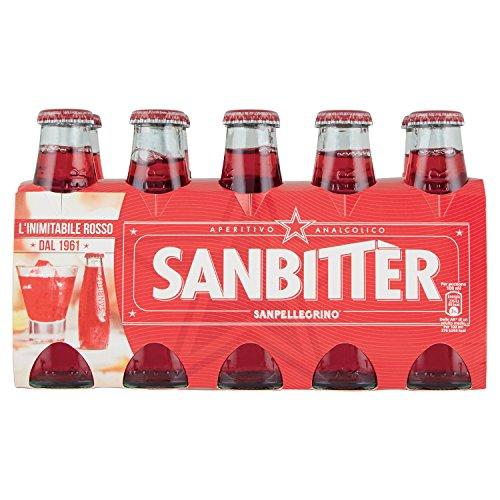 San Pellegrino Sanbitter Limonade (10x0,1l Flasche)