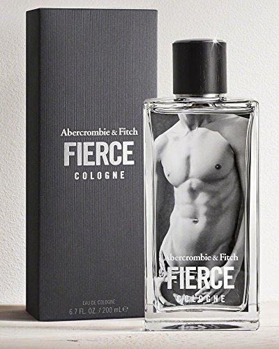 "Abercrombie & Fitch - Acqua di Colonia ""FIERCE"", 200 ml, in confezione originale"