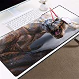 Mouse Pad Juego Mouse Pad Bloqueo Borde Mouse Pad Velocidad versión Mouse Pad 5 M300x600x2M