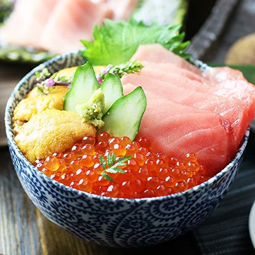 父の日ギフト 食べ物 海鮮 おつまみ マグロ マグロ刺身 海鮮セット 海鮮福袋 本鮪大トロ・無添加ウニ・北海道産いくら計800g 増量版