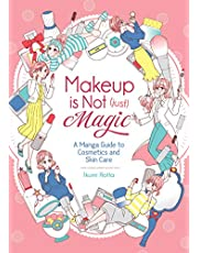 MAKEUP IS NOT JUST MAGIC MANGA GUIDE TO SKIN CARE