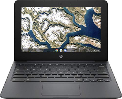 "Portátil HP - 11.6"" Chromebook - Intel Celeron - 4GB Memory - 32GB eMMC Flash Memory - Ash Gray"