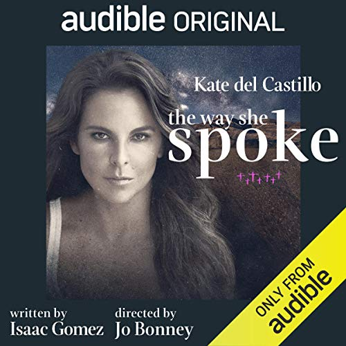 the way she spoke audiobook cover art
