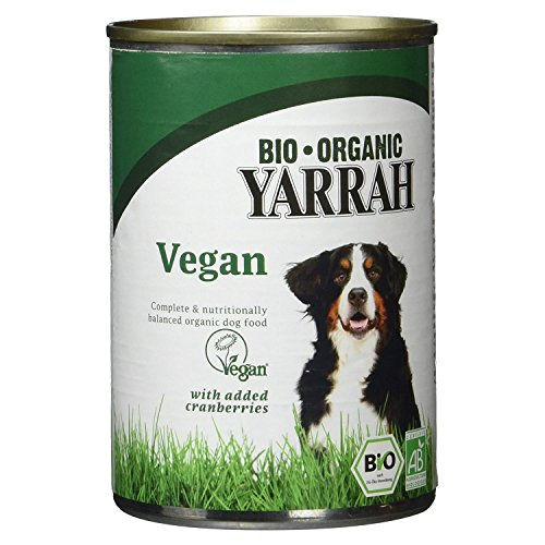 Yarrah | Chunks For Dogs - Cranberries | 12 x 380G