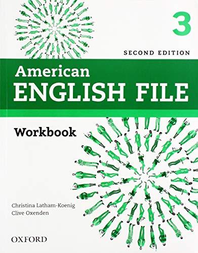 American English File 3 Workbook - 02Edition