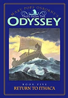 Return to Ithaca (Tales from the Odyssey (5))