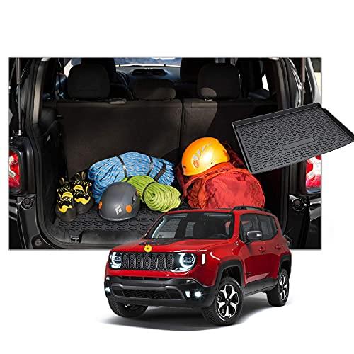 CDEFG Alfombrillas Alfombra para Jeep Renegade BU Esteras