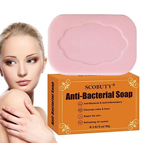 Seife,Psoriasis Seife,Schwefel Seife,Feste Seife,Akne Seife,Hand Seife,Neutrale Seife Gegen Milben, Psoriasis, Akne für Gesicht Hände Füße Körper