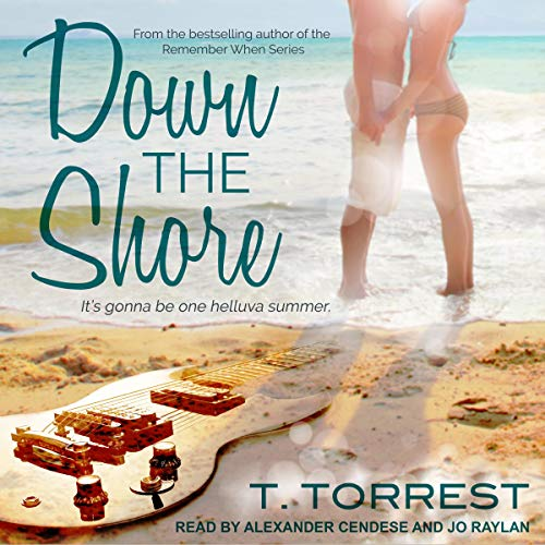 Down the Shore audiobook cover art