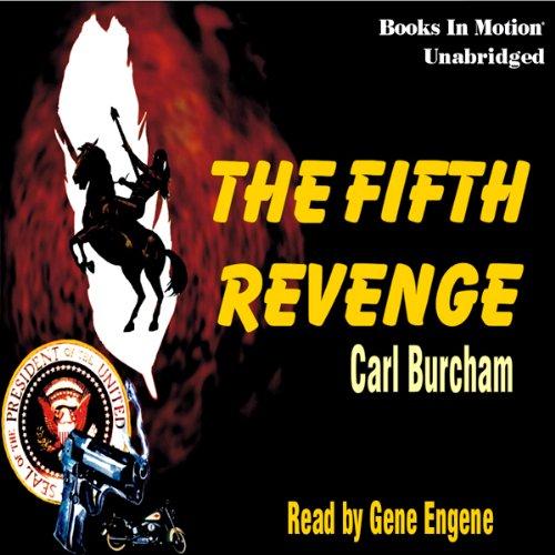 The Fifth Revenge audiobook cover art