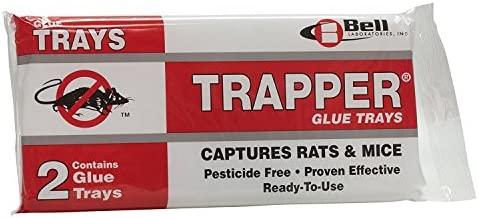 Trapper Rat Glue Boards Traps Rat-48 boards