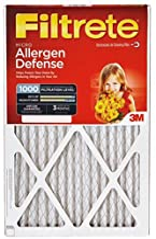 "3M 9810DC-6 Filtrate Micro Allergen Filter, 12"" x 12"""