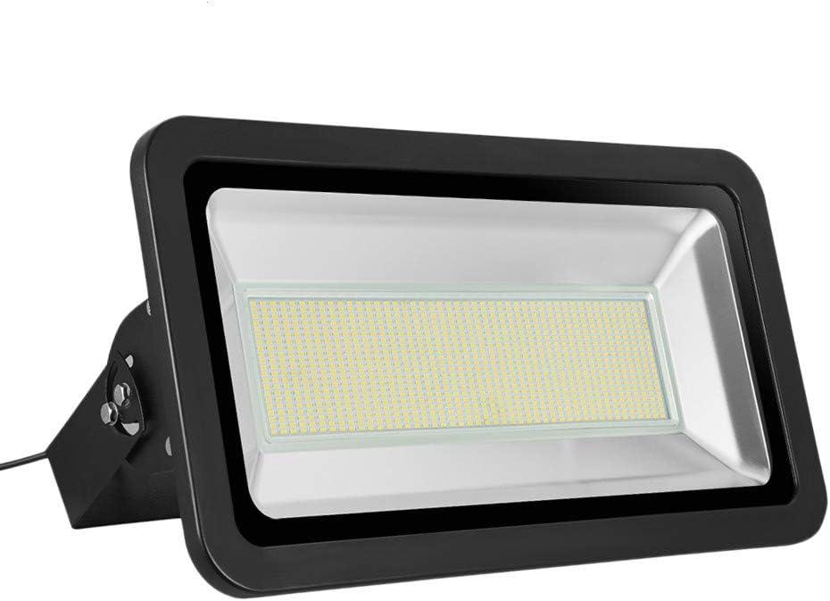LED Flood Light Super 送料無料限定セール中 Bright Warm 500W 55000lm 2800-3000K Whi デポー