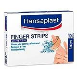 Hansaplast Finger Strips Universal 120 x 20 mm Pflaster, 100 St. Pflaster