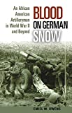 Blood on German Snow: An African American Artilleryman in World War II and Beyond (Volume 10)