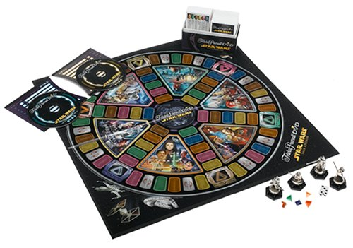 Trivial Pursuit: DVD Star Wars Saga Edition