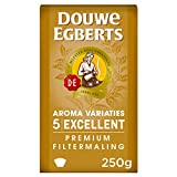Douwe Egberts Ground Coffee, Excellent Aroma, 8.8 Ounce