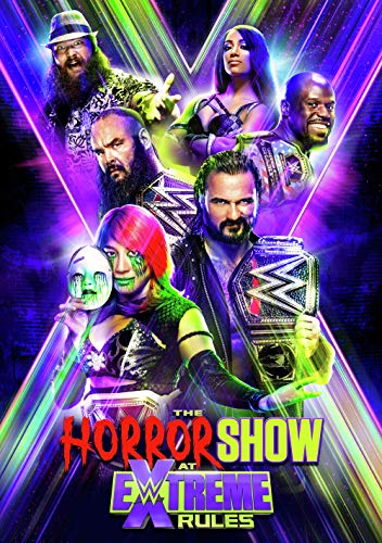 WWE: Extreme Rules 2020 (DVD)