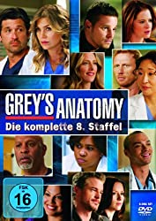 Grey's Anatomy – Staffel 8 (DVD)